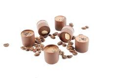 Cioccolato zuccherato Immagine Stock Libera da Diritti