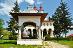 ciolanukloster Royaltyfri Bild