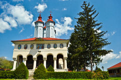 ciolanukloster Arkivbild