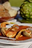 cioppino Obraz Royalty Free