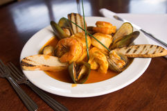 Cioppino Royalty Free Stock Images
