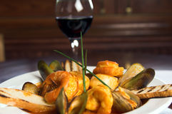 Cioppino Images stock