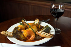 Cioppino Stock Image