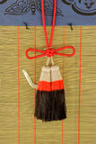 Cioseup colorful tassels Charm Pendant. Royalty Free Stock Images