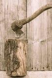 cioski ośniedziały stary Krajów narzędzia Zdjęcie Stock