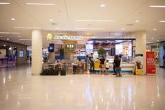 Cioteczki Anne ` s sklep Ameryka artykuł żywnościowy Zdjęcie Stock