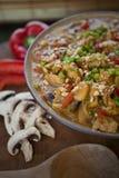 Ciotola #2 del curry Fotografia Stock Libera da Diritti