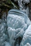 Ciotola del ghiaccio Fotografie Stock