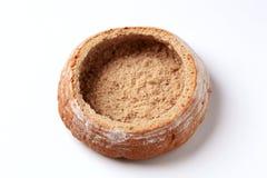 Ciotola del pane Immagine Stock