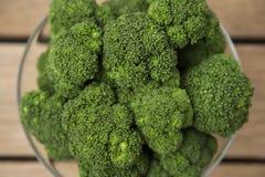 Ciotola di broccolo Immagine Stock Libera da Diritti