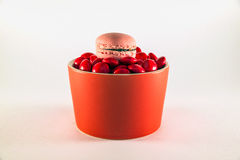 Ciotola di Candy Fotografie Stock Libere da Diritti