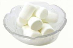 Ciotola di caramelle gommosa e molle molli dolci Immagini Stock