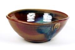 Ciotola di ceramica Immagine Stock