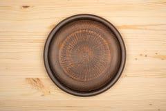 Ciotola di ceramica Fotografie Stock Libere da Diritti