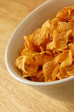 Ciotola di cereale Fotografia Stock