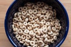 Ciotola di cereale Fotografie Stock