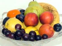 Ciotola di frutta Fotografie Stock Libere da Diritti