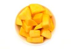 Ciotola di mango Immagini Stock