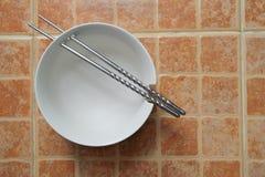 Ciotola di minestra Fotografia Stock