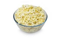 Ciotola di popcorn Immagine Stock Libera da Diritti