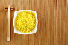Ciotola di riso Immagine Stock Libera da Diritti