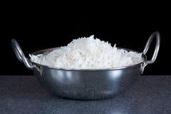 Ciotola di riso immagini stock libere da diritti