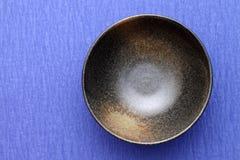 Ciotola di riso giapponese Fotografia Stock