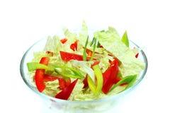 Ciotola di verdure dell'alimento immagini stock libere da diritti