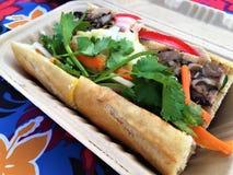 Ciotola vietnamita della prima colazione Immagine Stock