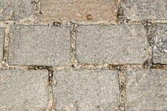 Ciottoli del granito Fotografia Stock