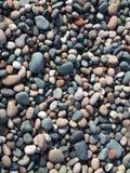 Ciottoli della spiaggia fotografia stock libera da diritti