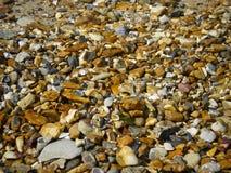 Ciottoli della spiaggia Immagine Stock Libera da Diritti
