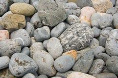 Ciottolo-pietra Immagini Stock