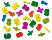 Ciphers Stock Photo