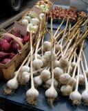 Cipolla & aglio fotografie stock libere da diritti