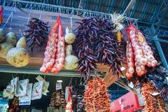 Cipolle ed altre spezie Immagini Stock Libere da Diritti