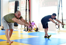 CIPRIAN SORA K1 FIGHTER TRAINING SESSION Stock Photos