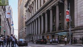 Cipriani Wall Street royalty free stock photo
