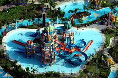 Ciputra water park Stock Photos
