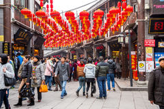 Ciqikou Ancient Town Chongqing China Stock Images