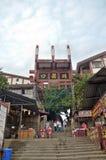 Ciqikou in het chongqing Stock Foto