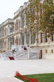 ciragan外部旅馆宫殿零件 库存照片