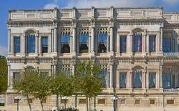 ciragan宫殿 库存图片