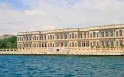 ciragan παλάτι Στοκ φωτογραφία με δικαίωμα ελεύθερης χρήσης