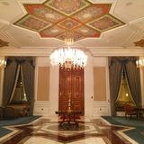ciragan pałac zdjęcia stock