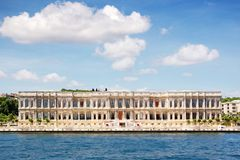 Ciragan Palace Stock Photography