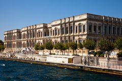 Ciragan palace Stock Images