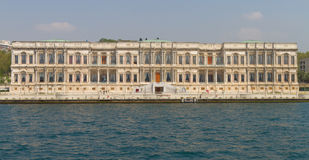 Ciragan Palace Royalty Free Stock Photography