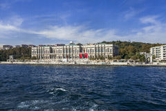 Ciragan Palace, Bosphorus Stock Photography