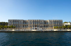 Ciragan Palace, Bosphorus, Travel Istanbul Turkey Royalty Free Stock Photos